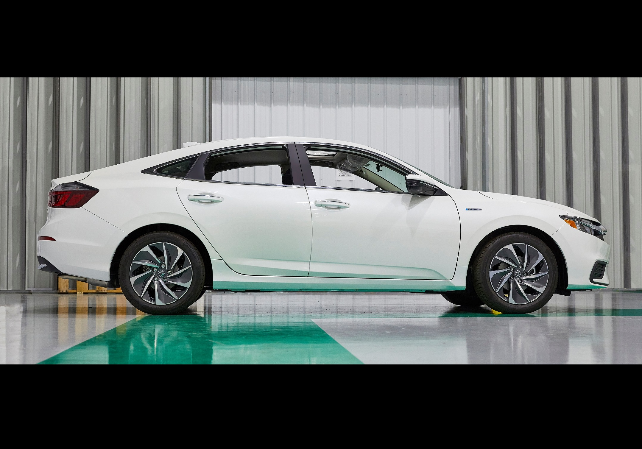 Honda Insight Launched Into Production At Greensburg Indiana Plant