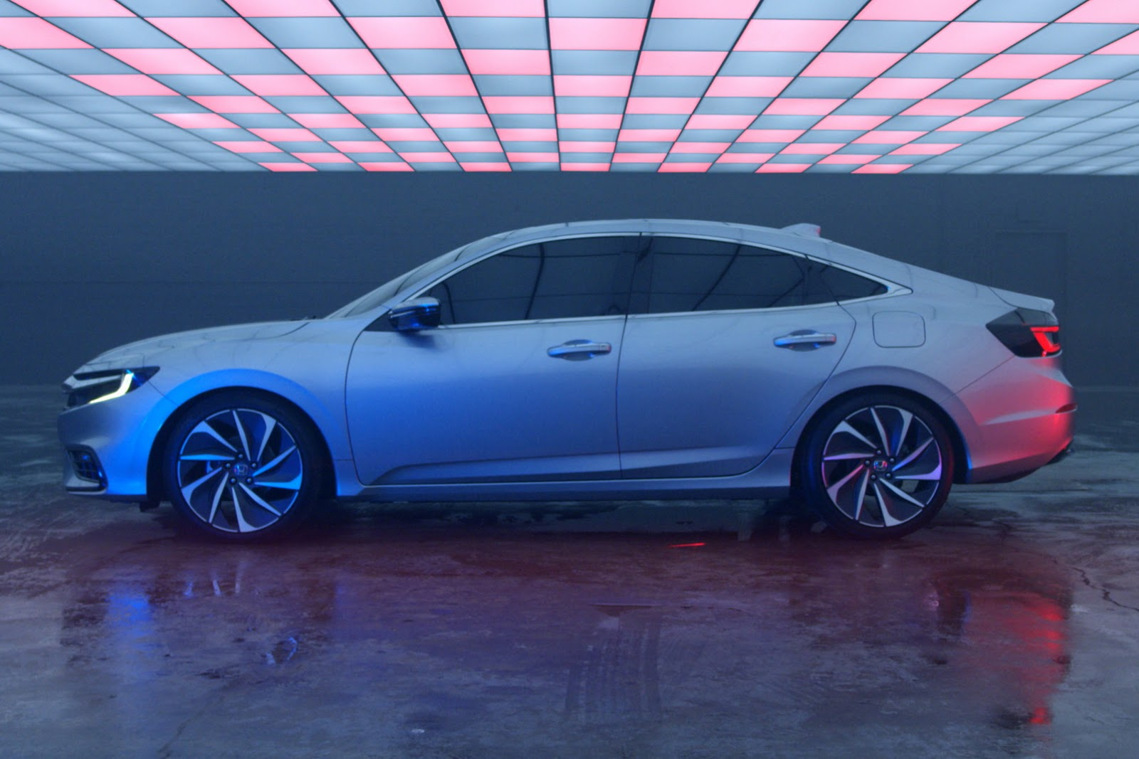 2019 Honda Insight Previewed By Detroit-Bound Prototype - autoevolution