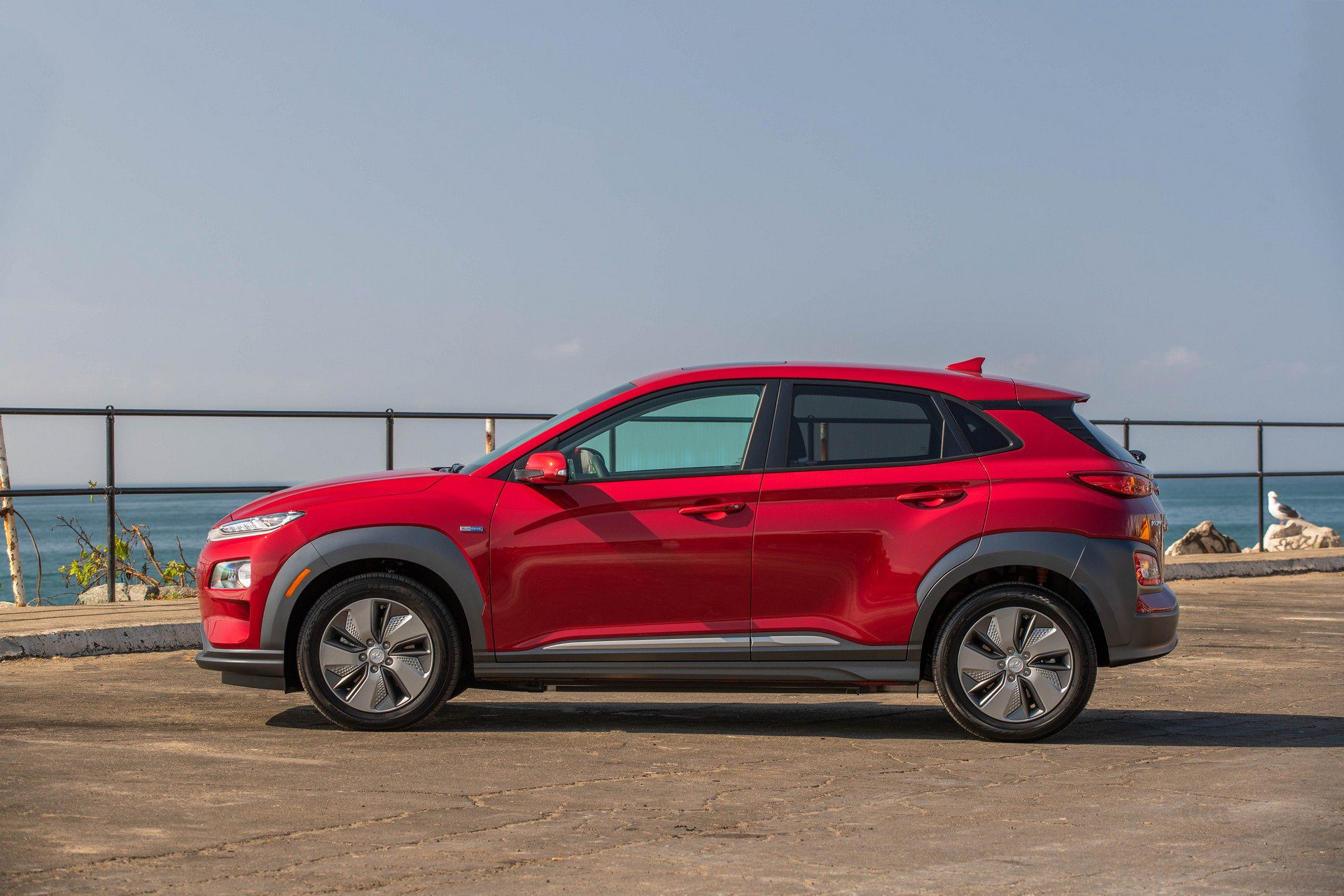 2019 Hyundai Kona Electric Gets EPA-rated 258 Miles Of Range - autoevolution