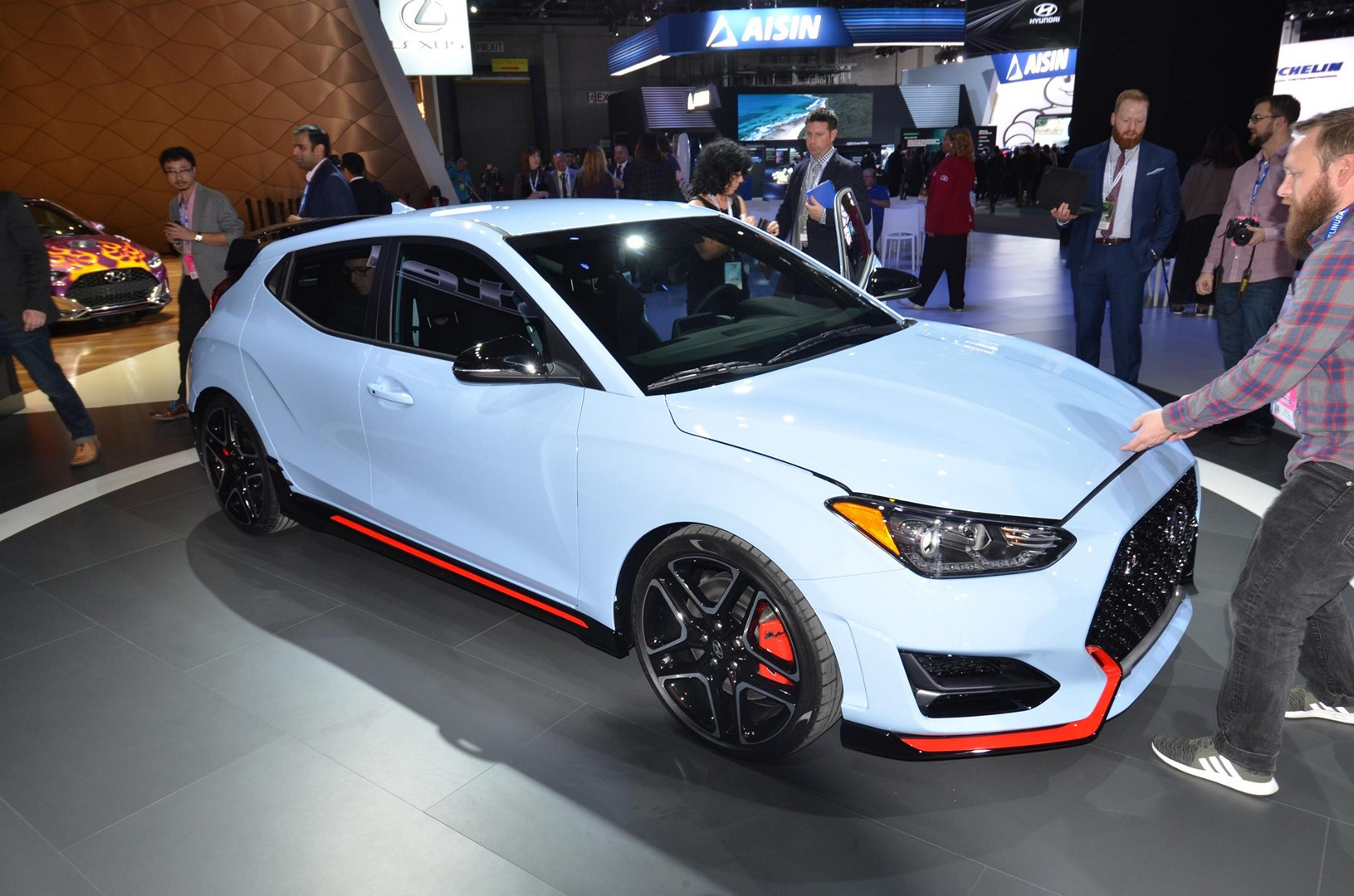 Hyundai Veloster N Failed To Impressed