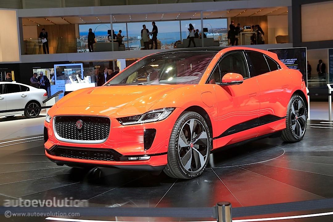 2019 Jaguar I-PACE Still Looks Drop-Dead Gorgeous in ...