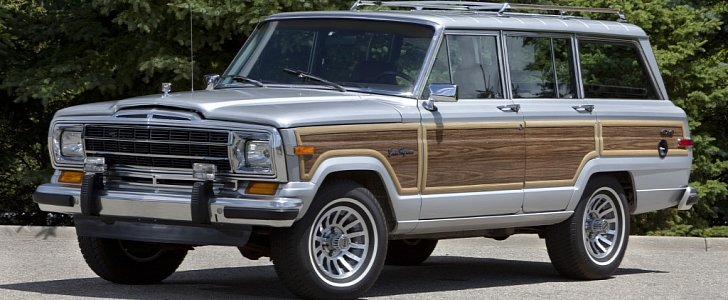 2019 Jeep Grand Wagoneer: What to Expect From the American Range Rover