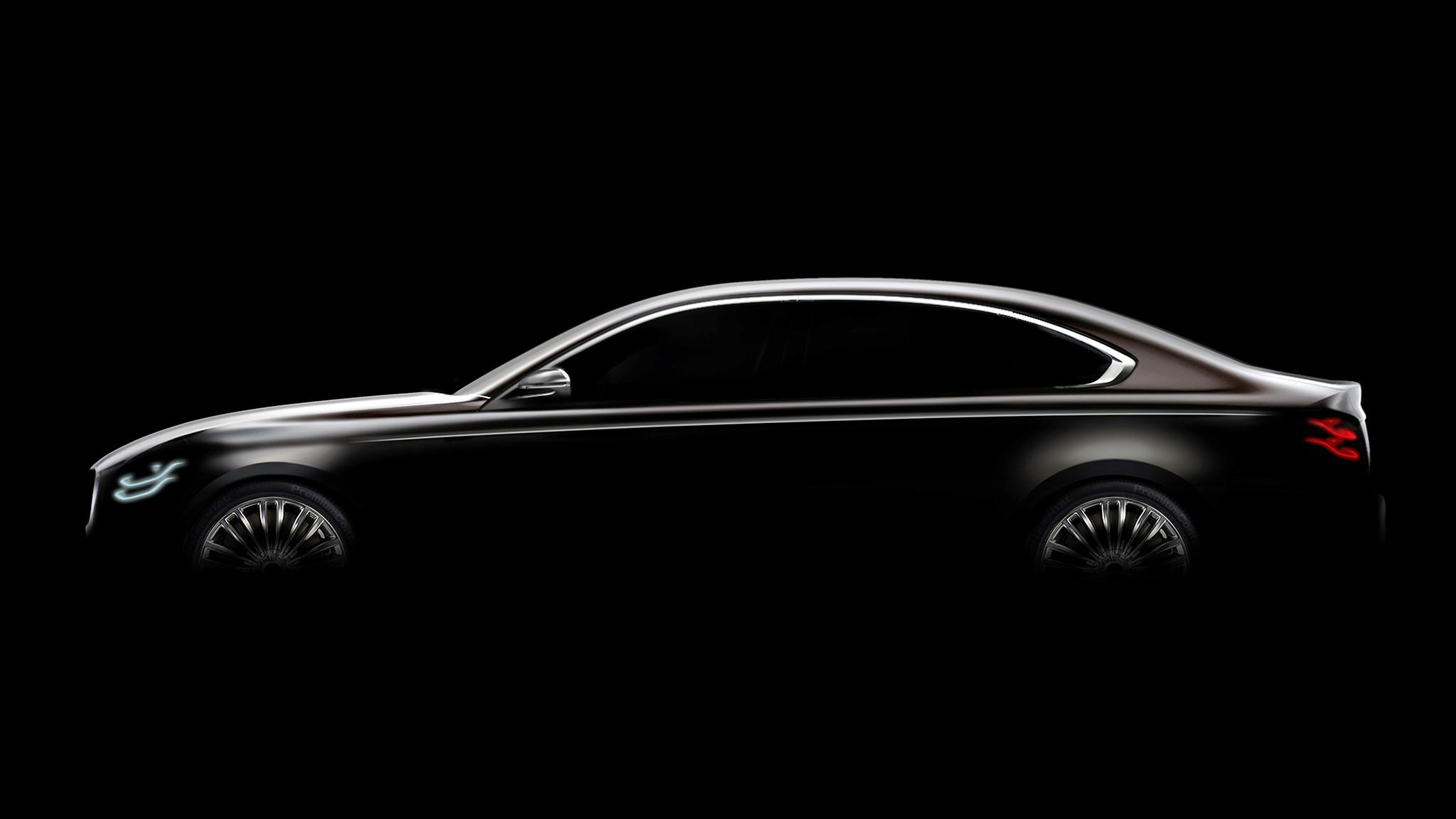 Elegance | 2019 Kia K900 K9 Facelift Teaser Shows New Headlights Added