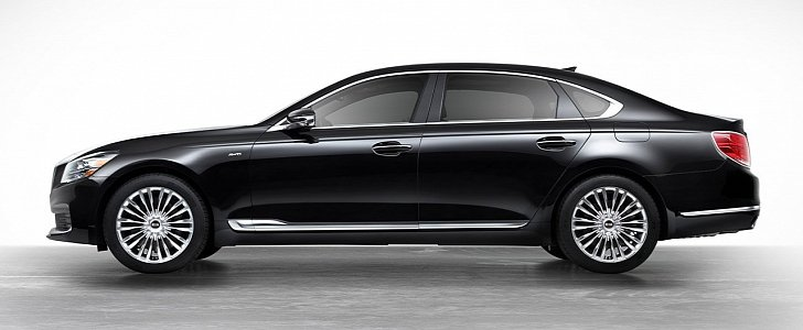 2019 Kia K900 Priced At 59 900 One Fully Loaded Trim