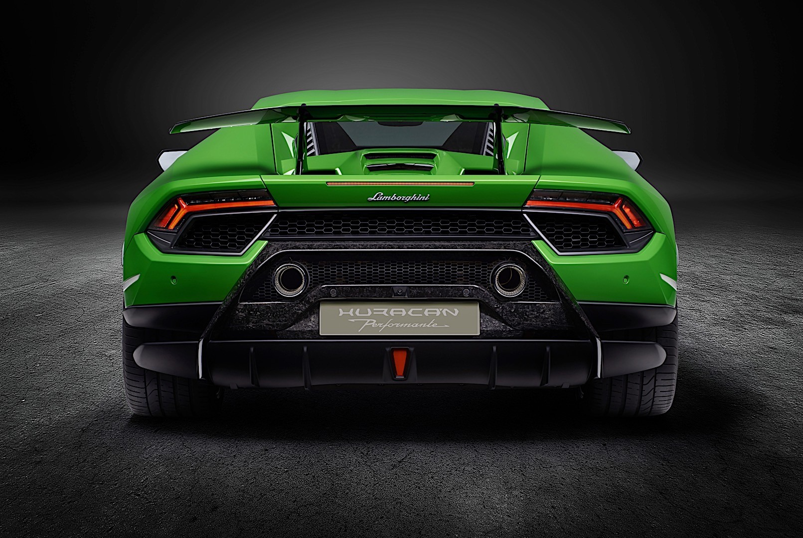 2019 lamborghini huracan expected to get rear-wheel steering