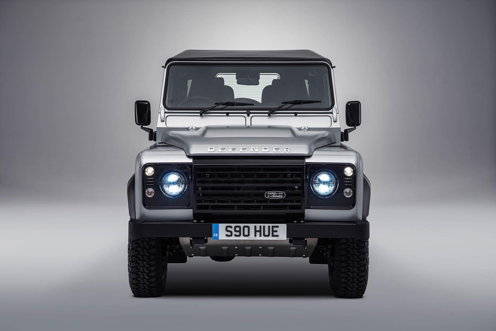 2019 land rover defender confirmed coming with five body styles autoevolution. Black Bedroom Furniture Sets. Home Design Ideas