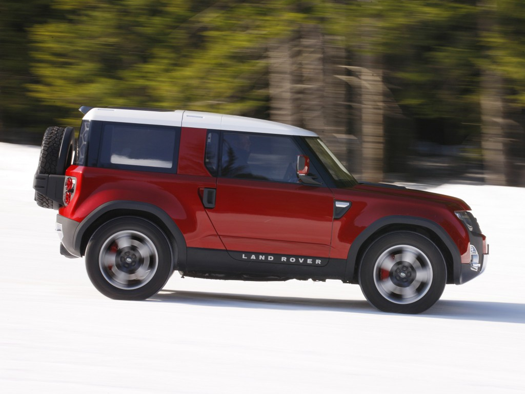 2019 land rover defender to spawn mercedes amg g63 rival