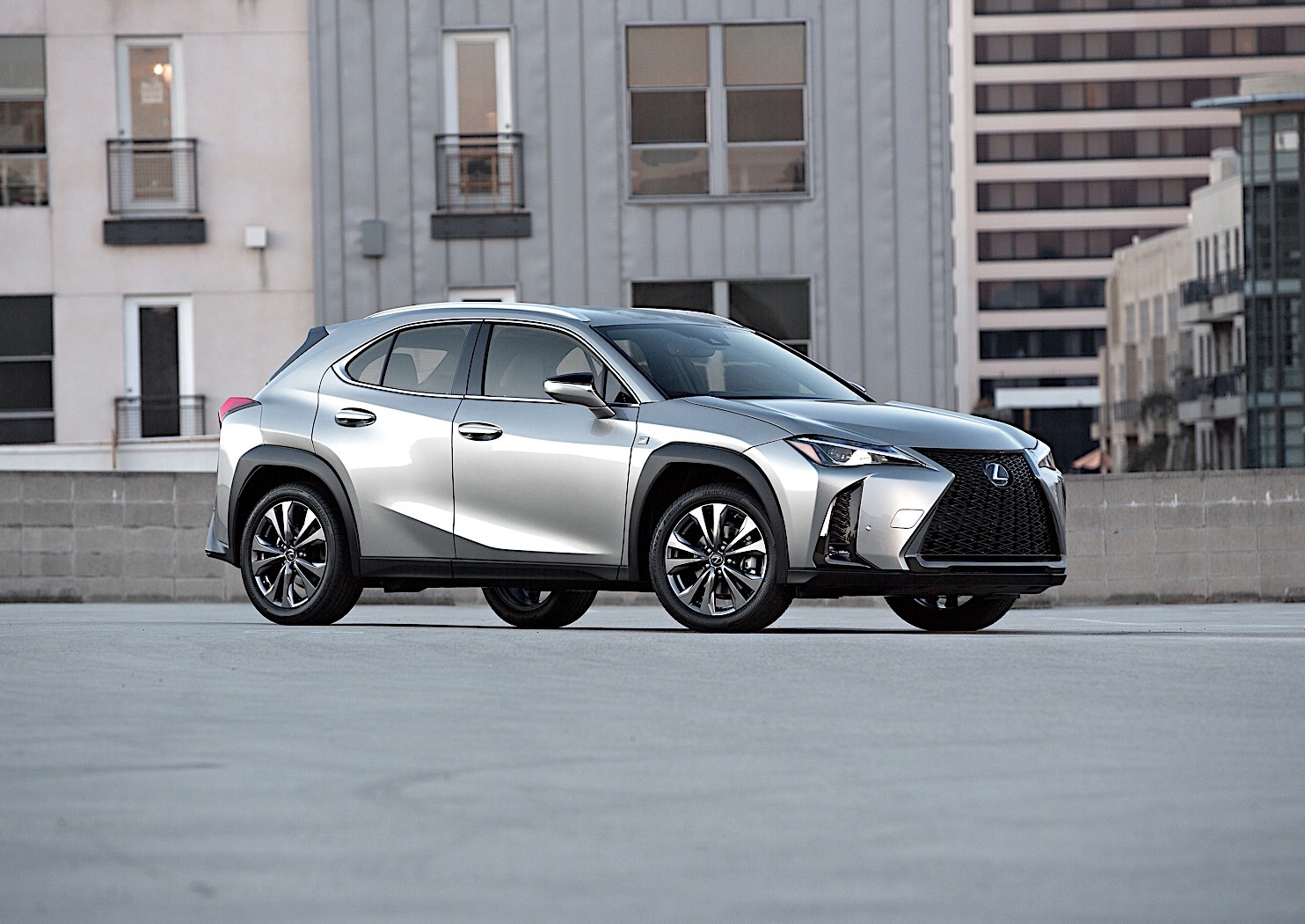 2019 Lexus UX 200 Ready for Business, Priced From $32,000 ...