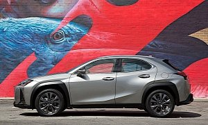 2019 Lexus Ux Found Competitive In Most Areas By Kbb