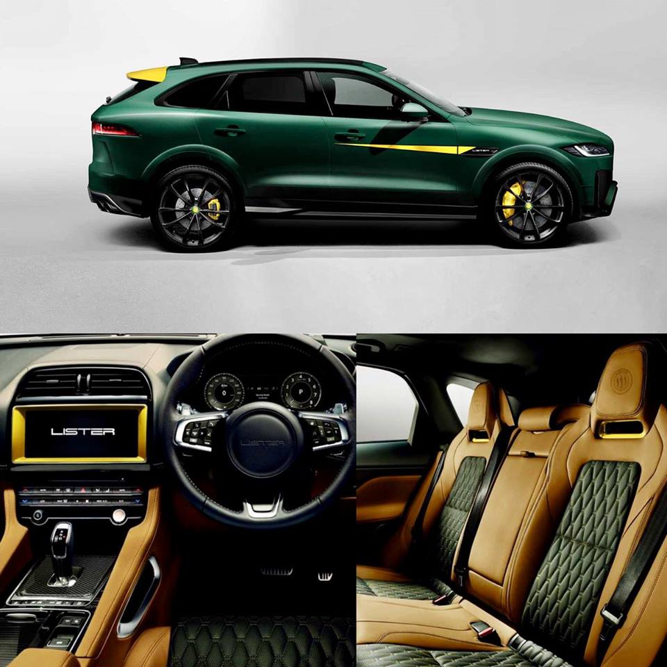 2019 Lister LFP Has Four Seats, Capable Of 200+ MPH