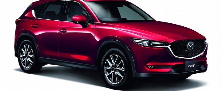 2019 Mazda CX-5 Gets 190 HP Diesel and New Skyactiv ...