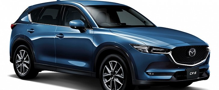 2019 Mazda CX-5 Gets 2 5-Liter Turbo, Android Auto and Apple CarPlay