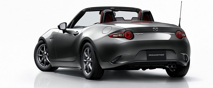 2019 mazda mx 5 miata nd2 coming with 181 horsepower minor upgrades autoevolution. Black Bedroom Furniture Sets. Home Design Ideas