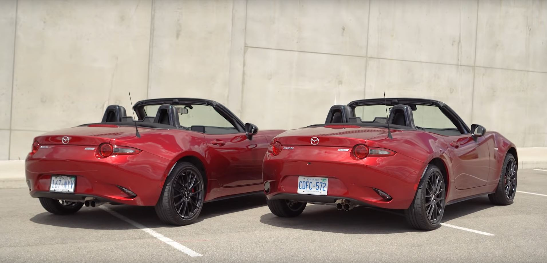 2019 mazda mx 5 review shows more power makes a difference autoevolution. Black Bedroom Furniture Sets. Home Design Ideas