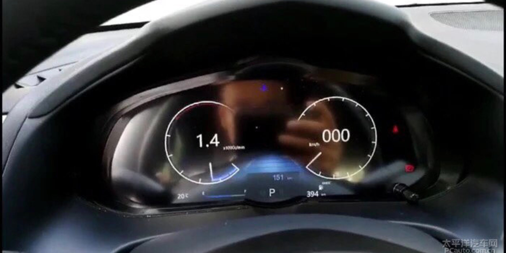 2019 Mazda3 Digital Instrument Cluster Looks Alright In