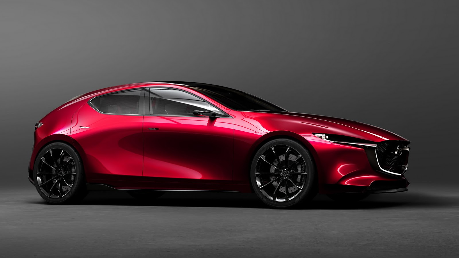 2019 mazda3 rumored to debut at 2018 la auto show autoevolution. Black Bedroom Furniture Sets. Home Design Ideas