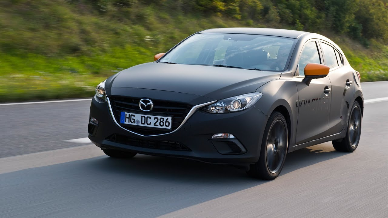 2019 mazda3 skyactiv x reveals some of its secrets as a german test prototype autoevolution. Black Bedroom Furniture Sets. Home Design Ideas