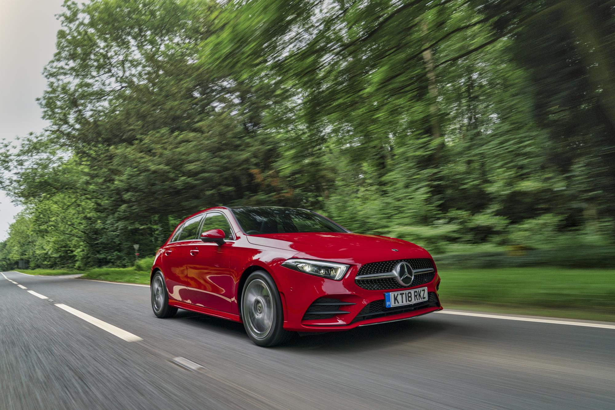 2019 Mercedes A 200 d and A 220 d Launched With New 2-Liter