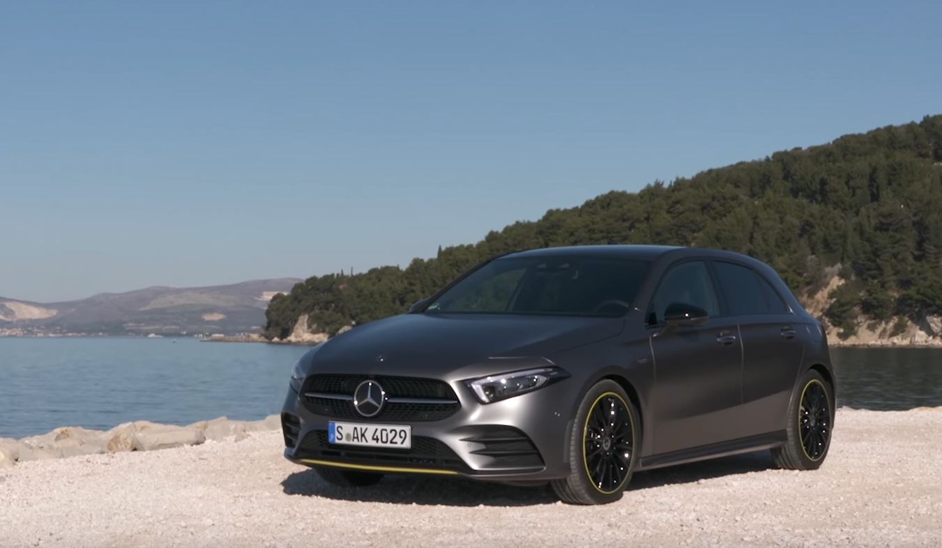 2019 Mercedes A Cl Review Suggests Its The Most Premium Small Car