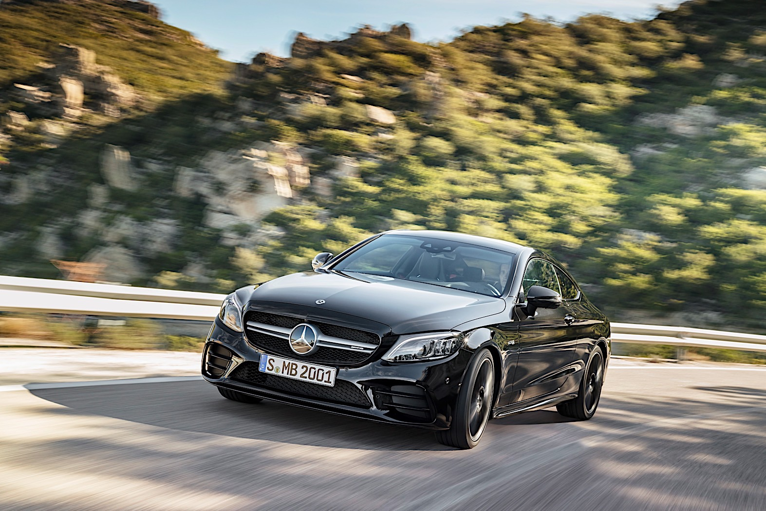 refreshed 2019 mercedes amg c43 coupe and cabrio bring more power autoevolution. Black Bedroom Furniture Sets. Home Design Ideas