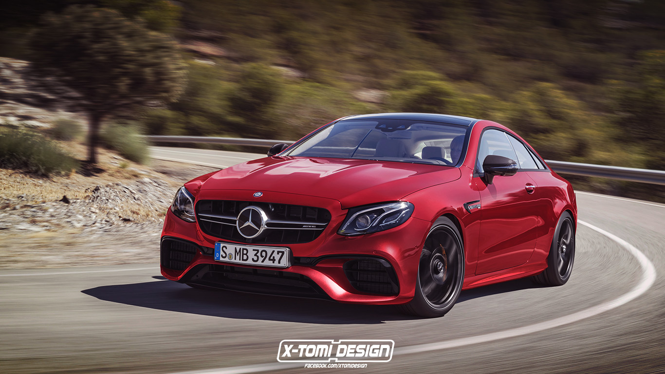 2019 Mercedes Amg E63 Coupe Can Finally Be Accurately Rendered Autoevolution