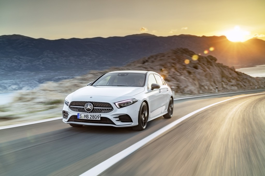 2019 mercedes benz a class hatch not to sell in the u s for Sell my mercedes benz