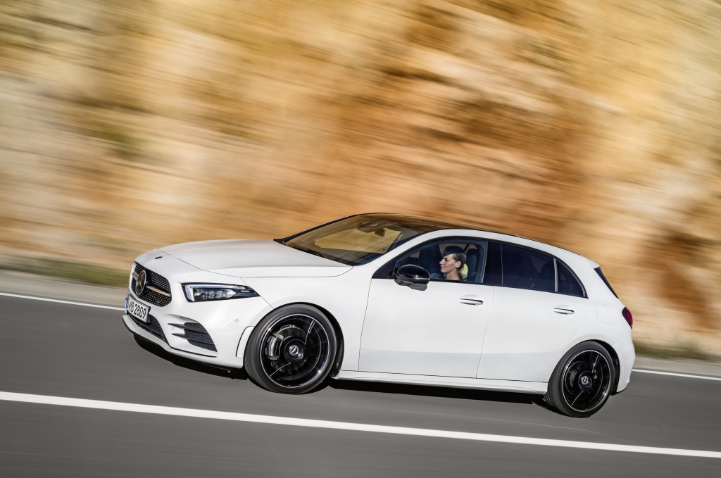 2019 Mercedes Benz A Class Launched Becomes The Techiest Model In