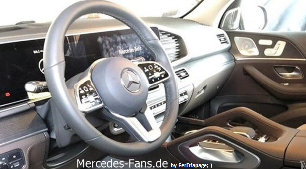 2019 Mercedes-Benz GLE-Class Interior: This Is It - autoevolution