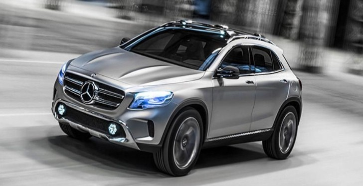 2019 Mercedes Glb A Baby G Class With Mpv Space And Few