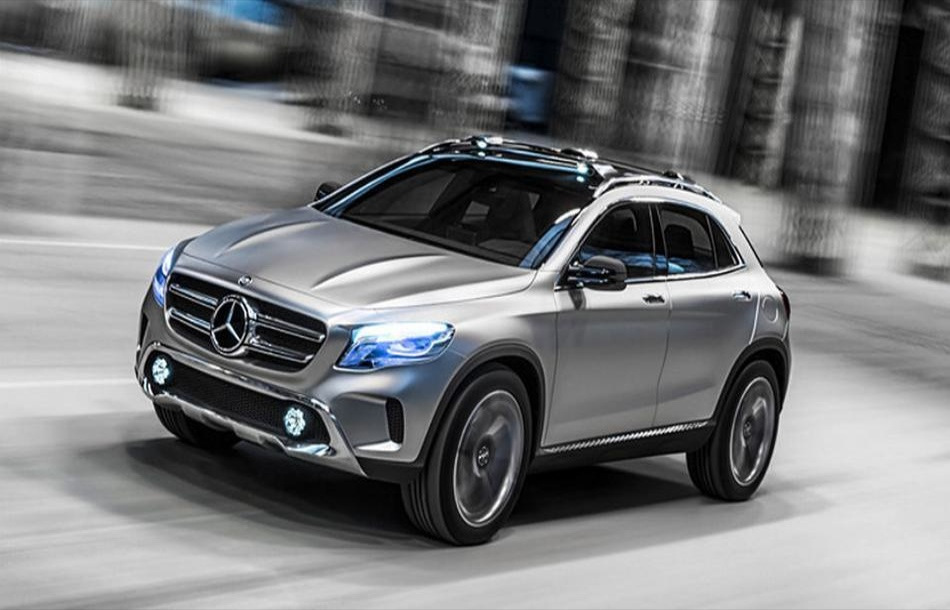 2019 mercedes glb a baby g class with mpv space and few off road ambitions autoevolution. Black Bedroom Furniture Sets. Home Design Ideas
