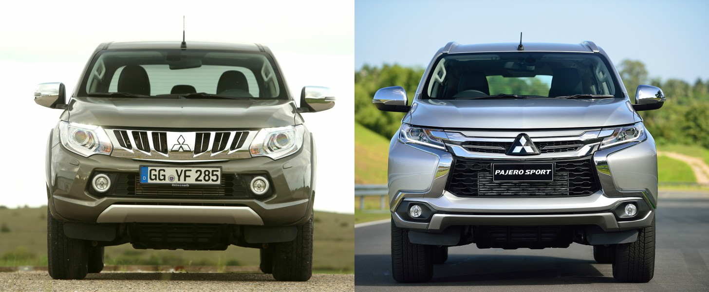 2019 mitsubishi l200 (triton) facelift flaunts dynamic shield design