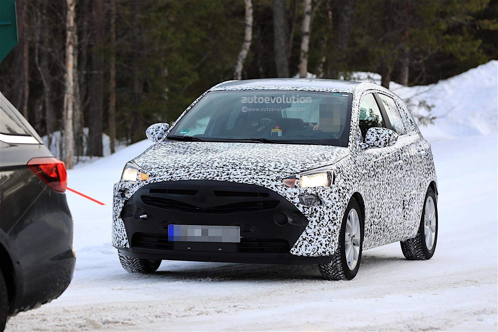 2019 Opel Corsa F Will Use Peugeot Engines Autoevolution