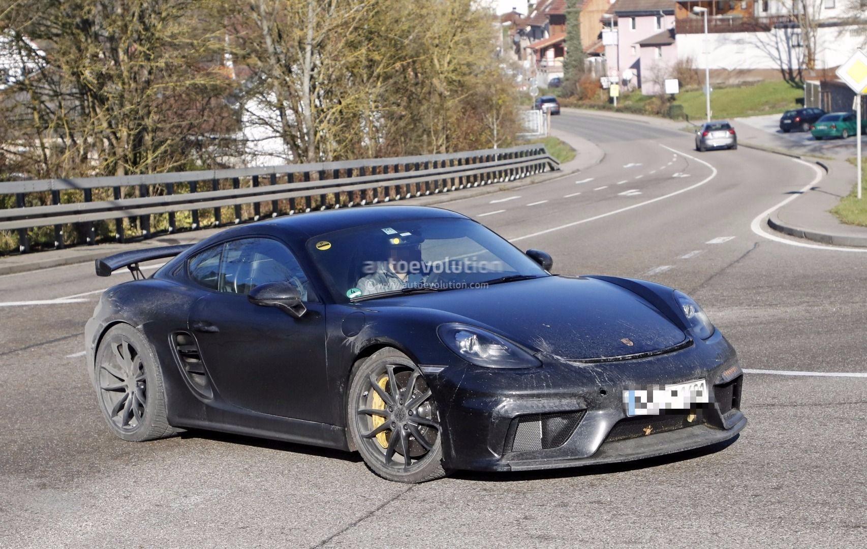 2019 porsche cayman gts 2019 Porsche 718 Cayman GT4 Spied, PDK Rumors Still Hot  2019 porsche cayman gts