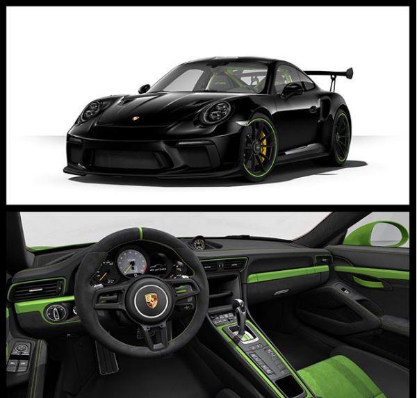 UPDATE: 2019 Porsche 911 GT3 RS Buyer Wants You To Choose