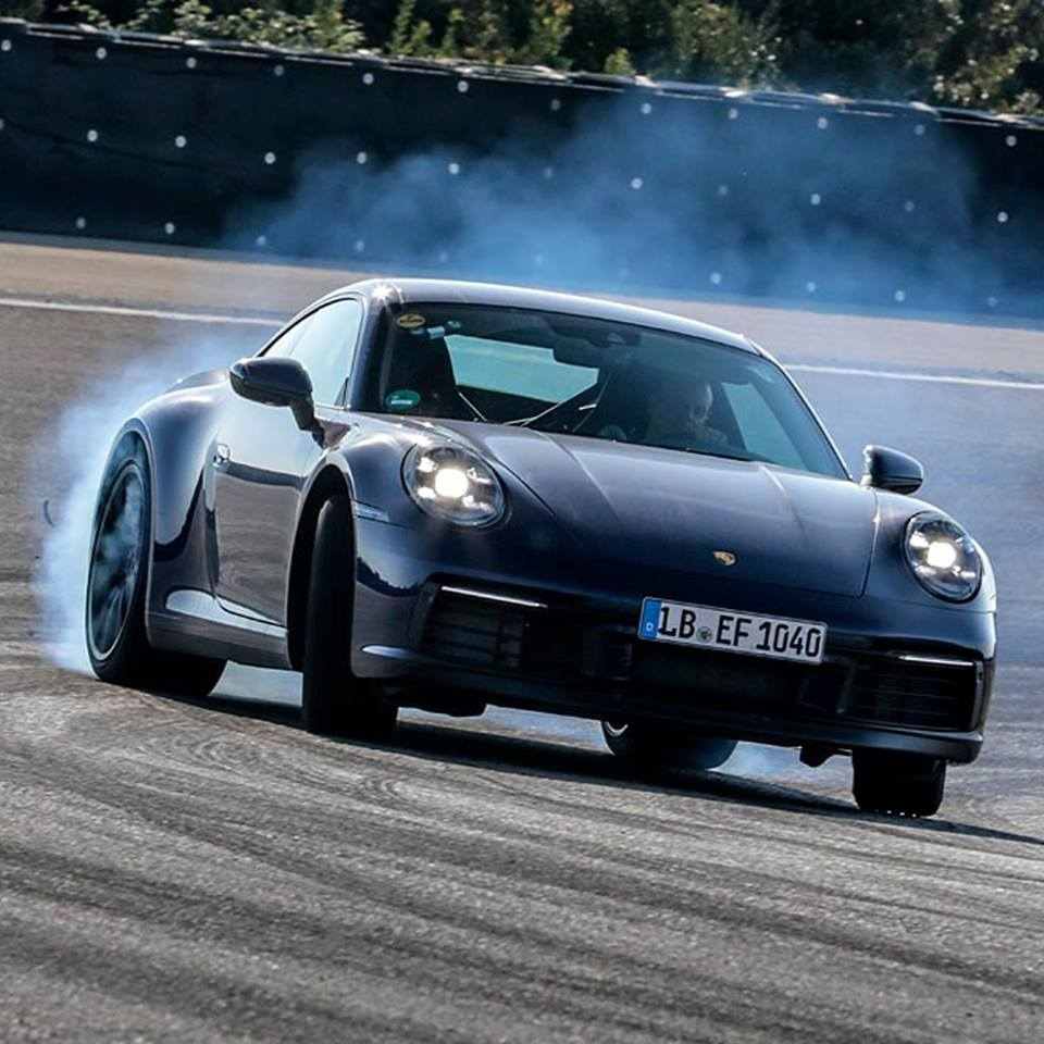 5ccb546eeed3dc 2019 Porsche 911 Revealed in Behind-The-Scenes Prototype Testing ...