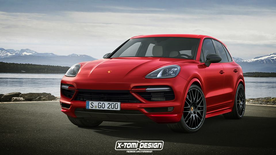 2019 Porsche Cayenne GTS Rendered as The SUV Porsche May Not