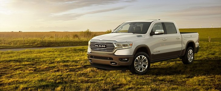 2019 Ram 1500 Gains Nicely-Equipped Laramie Longhorn ...