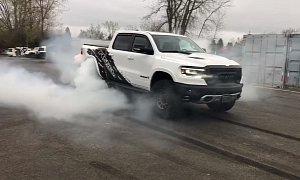 2019 Ram 1500 Rebel Turns Into TRX Thanks To 707-hp Hellcat
