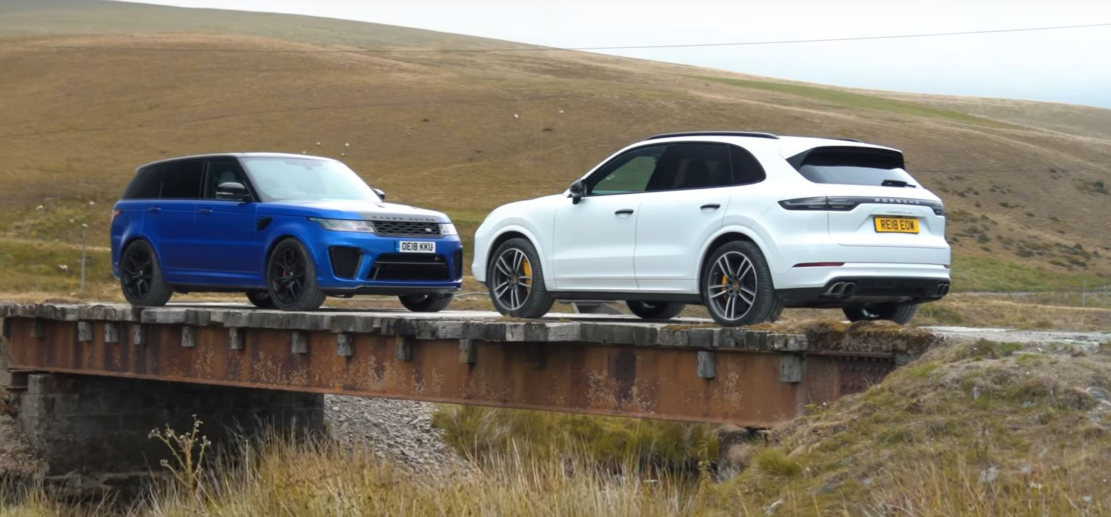 2019 Range Rover Sport Svr Is Naughtier Than The Cayenne Turbo