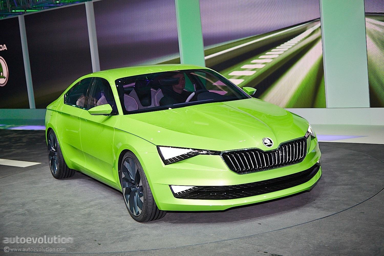 Skoda Superb Facelift 2019 >> 2019 Skoda Superb PHEV Will Have Passat GTE Engine and 70 KM EV Range - autoevolution
