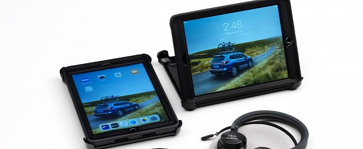 2019 Subaru Models Get iPad Powered Starlink Entertainment ...