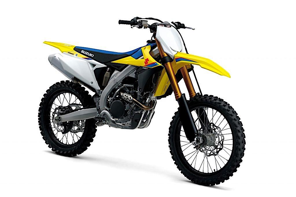 Suzuki Rm  Review