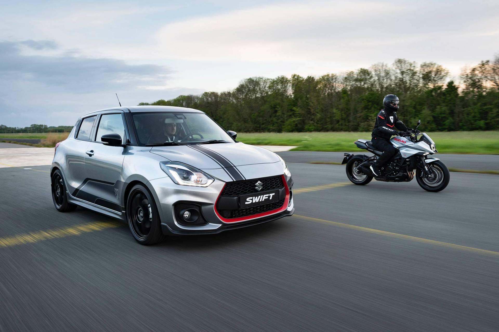 2019 Suzuki Swift Sport Gets Katana Edition In The