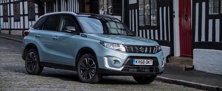 2019 Suzuki Vitara Launched In The Uk From 163 16 999