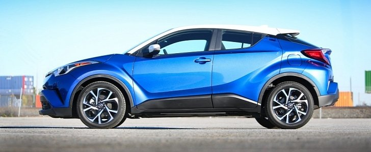 2019 Toyota C-HR Order Guide Reveals $20,945 Starting ...