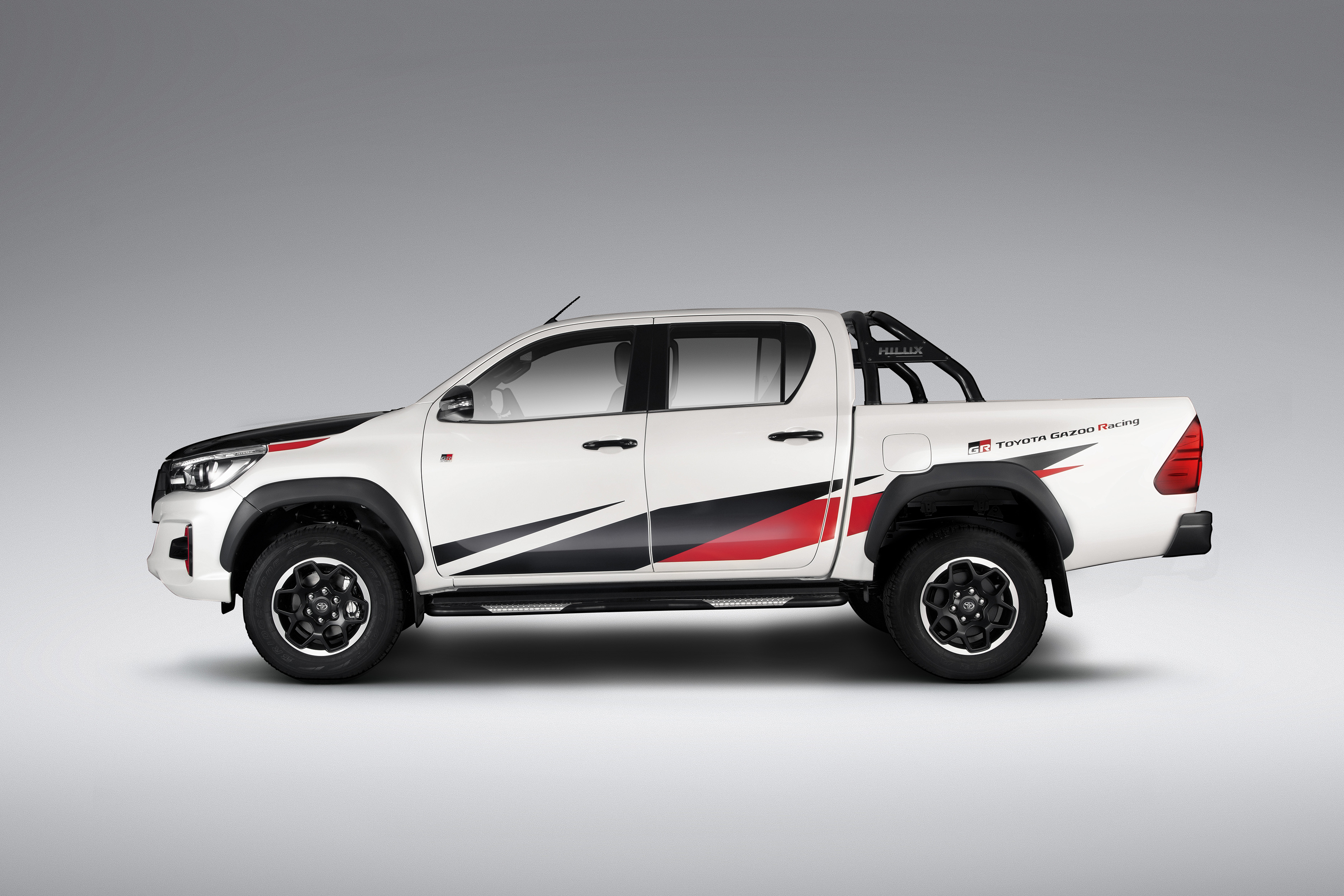 2019 Toyota Hilux GR Sport Doesn't Look Half Bad