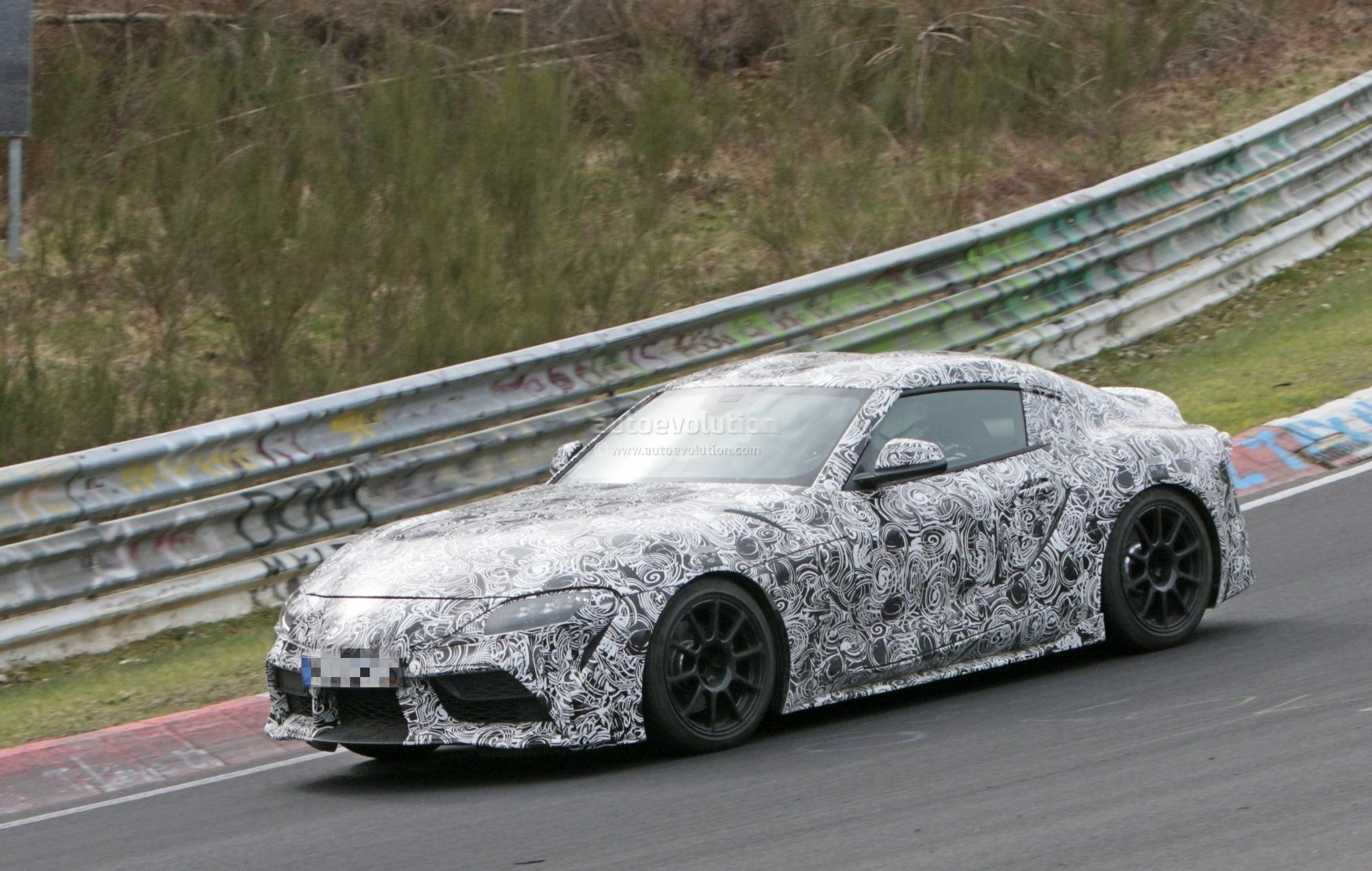 2019 Toyota Supra Will Not Be A Cheap Car Autoevolution