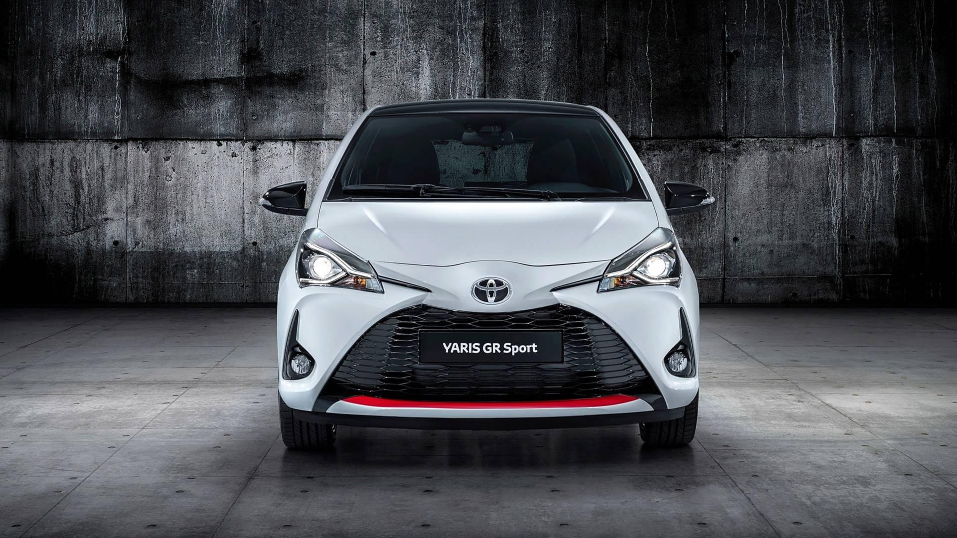 2019 Toyota Yaris Gr Sport Isn T Your Average Hybrid Hatchback