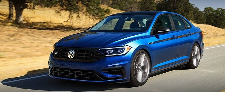 2019 Volkswagen Jetta GLI and R Rendered - autoevolution