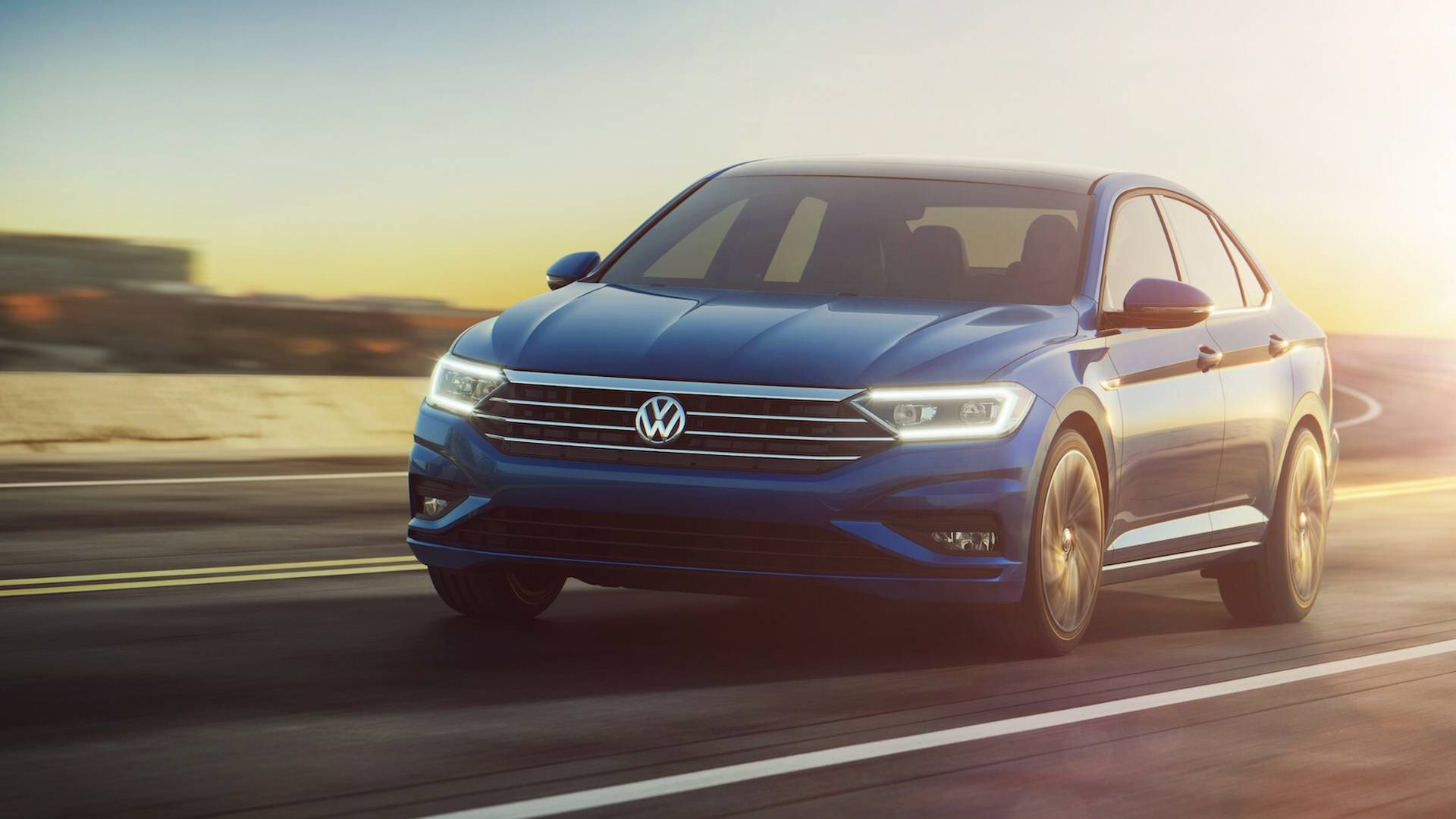2019 volkswagen jetta shines bright in detroit priced at 18 545 autoevolution. Black Bedroom Furniture Sets. Home Design Ideas